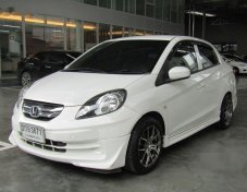 ขายรถ HONDA BRIO AMAZE V 2013