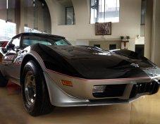 Chevrolte   Corvette  Pace  Car  รถสวยมากๆ เชื้อสายอเมริกัน ห้ามพลาด