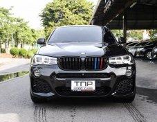 BMW X4 เกียร์ AT+Tiptronic ปี 2015