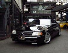 รถสวย ใช้ดี MERCEDES-BENZ 500SL รถเก๋ง 2 ประตู