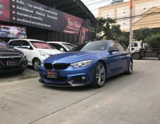 BMW 420d 2.0 F32 M Sport Package Coupe AT ปี 2015
