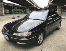 2004 PEUGEOT 406 2.0 L5 รถสวยพร้อมใช้งาน ราคาถูกสุด
