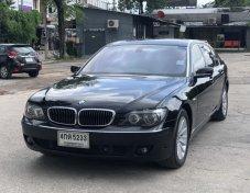 รถบ้านเดิมๆ  BMW 740 Li sedan ปี 2008 ซีรี่ส์ 7