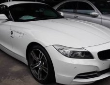 2011 BMW Z4 coupe