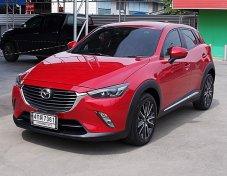 Mazda CX-3 2.0 SP ปี16 สีแดง รถบ้านมือเดียวสภาพสวยขับดีมีเสน่ห์ภายในสวยเครื่องดีเกียร์ช่วงล่างแน่นไม่มีอุบัติเหตุเอกสารพร้อมโอน