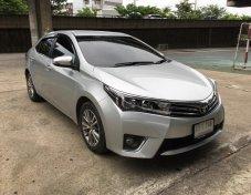 ฟรีดาวน์ Toyota ALTIS 1.6E CNG ปี 2014 รถมือเดียว สภาพนางฟ้า พร้อมใช้งานทันที