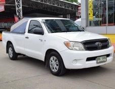 Toyota Hilux Vigo 2.5 SINGLE  J ปี 2006  MT ราคา 239,000 บาท
