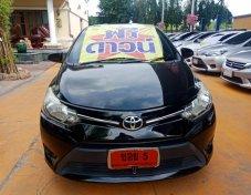 ฟรีดาวนื 0 บาท ดอกเบี้ย 2.79%/4ปี 2013 Toyota VIOS 1.5 E sedan