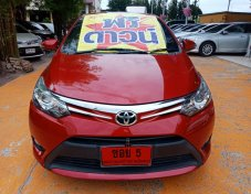 !!  ฟรีเงินดาวน์ ดอกเบี้ย พิเศษ เริ่มต้น 2.79%*  !!2014 Toyota VIOS 1.5 G sedan