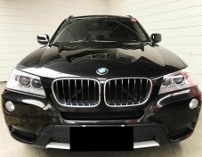 BMW X3 2.0 F25 xDrive20d Highline SUV AT (2014)