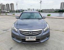 Honda Accord 2011-2.4 EL Navi