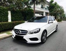 2013 Mercedes-Benz E200 AMG  Dynamic sedan