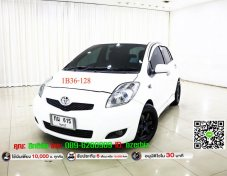 2012 Toyota YARIS 1.5 J hatchback ออกรถ 10,000 บาท