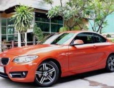 รถดีรีบซื้อ BMW 220i