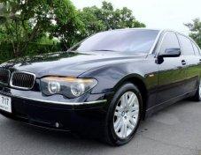 2006 BMW SERIES 7 รับประกันใช้ดี