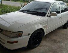 1996 Toyota COROLLA GXi sedan