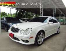 2011 MERCEDES-BENZ E55 AMG รับประกันใช้ดี