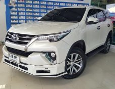 2016 TOYOTA Fortuner รับประกันใช้ดี