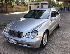 ขายรถ Mercedes-Benz C180 Elegance ปี 2002
