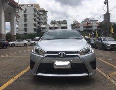 2015 Toyota YARIS G sedan