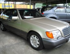 1992 ฺBENZ 300SEL  รถสวย option 500 auto