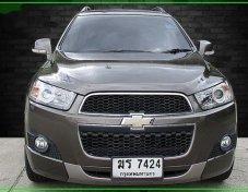 ขายรถ CHEVROLET Captiva LSX 2012 รถสวยราคาดี