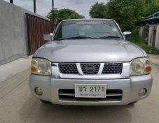 2002 Nissan Frontier SX pickup