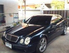 ขายรถ Benz CLK200 W208 ปี 1998
