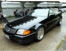 รถสวย ใช้ดี MERCEDES-BENZ SL300 รถเปิดประทุน