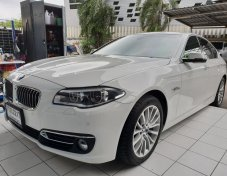 2016 BMW 525d Luxury sedan