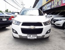 2013 Chevrolet Captiva LSX hatchback