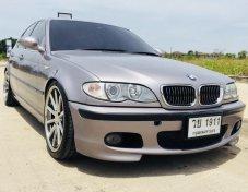 BMW 323 IA (E46 ตายกแท้) ปี 2002 สีแชมเปญ