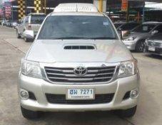 ขายรถ TOYOTA Hilux Vigo E 2013 รถสวยราคาดี