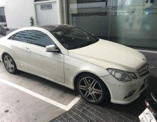 Mercedes-Benz E350 CDI COUPE (AMG Top Option)