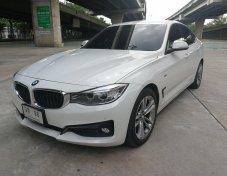 2014 BMW 320d Gran Turismo sedan