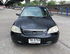 ขายรถ honda civic 1.7 DIMENTION ปี 2003 สีดำ