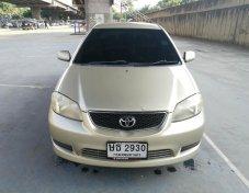 Toyota Vios 1.5E AT ปี2004 (ถูกกว่าท้องตลาด)