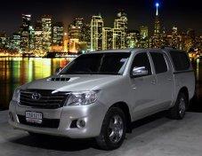 2013 TOYOTA HILUX VIGO CHAMP DOUBLE CAB 2.5 G VNT M/T