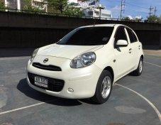 Nissan March 1.2EL ปี2012