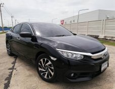 Honda Civic 1.8 EL NAVI 2016