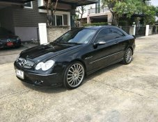 ขายรถ MERCEDES-BENZ CLK200 Kompressor Avantgarde 2005 ราคาดี