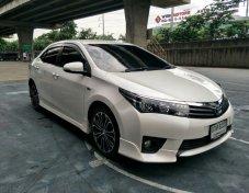 Toyota A;tis 1.8S Sedan A/T 2014 (ขายถูกกว่าท้องตลาด)