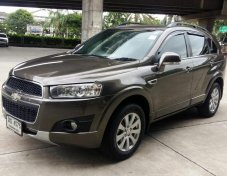 Chevrolet Captiva 2.4 LT sedan A/T 2012