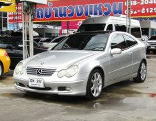 ขายรถ MERCEDES-BENZ C230 Kompressor Sports 2001