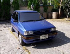 1995 Ford FESTIVA GL hatchback