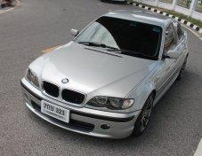 BMW SERIES 3 E46 323iase ตัวท๊อป AT ปี 2005 ติดแก๊สหัวฉีดประหยัด