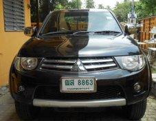 ขายรถ MITSUBISHI TRITON CAB PLUS 2.5 VG TURBO ปี 2013 สีดำ