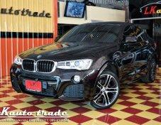 ขายรถ BMW X4 ที่ ปทุมธานี