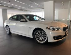 2014 BMW 525d Luxury sedan
