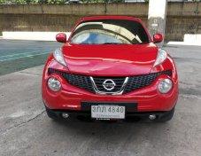 ขายรถ nissan juke 1.6 v ปี 2014 สีแดง